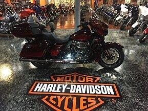 2018 Harley-Davidson CVO for sale 200492507
