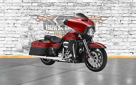 2018 Harley-Davidson CVO for sale 200497521
