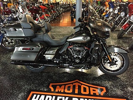 2018 Harley-Davidson CVO for sale 200507115