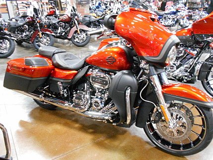 2018 Harley-Davidson CVO for sale 200519604