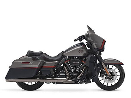 2018 Harley-Davidson CVO for sale 200534548
