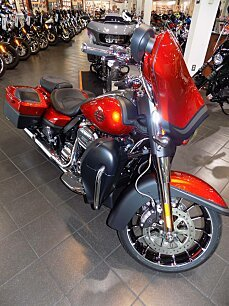 2018 Harley-Davidson CVO for sale 200570777