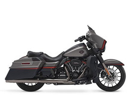 2018 Harley-Davidson CVO Street Glide for sale 200594623