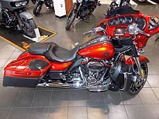 2018 Harley-Davidson CVO for sale 200603581