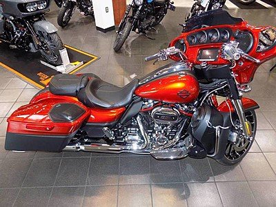 2018 Harley-Davidson CVO for sale 200603581