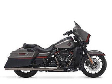 2018 Harley-Davidson CVO Street Glide for sale 200622430
