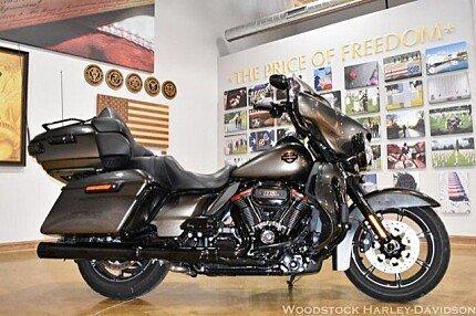 2018 Harley-Davidson CVO Limited for sale 200633988