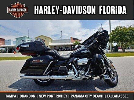 2018 Harley-Davidson Shrine Ultra Limited Special Edition for sale 200584140