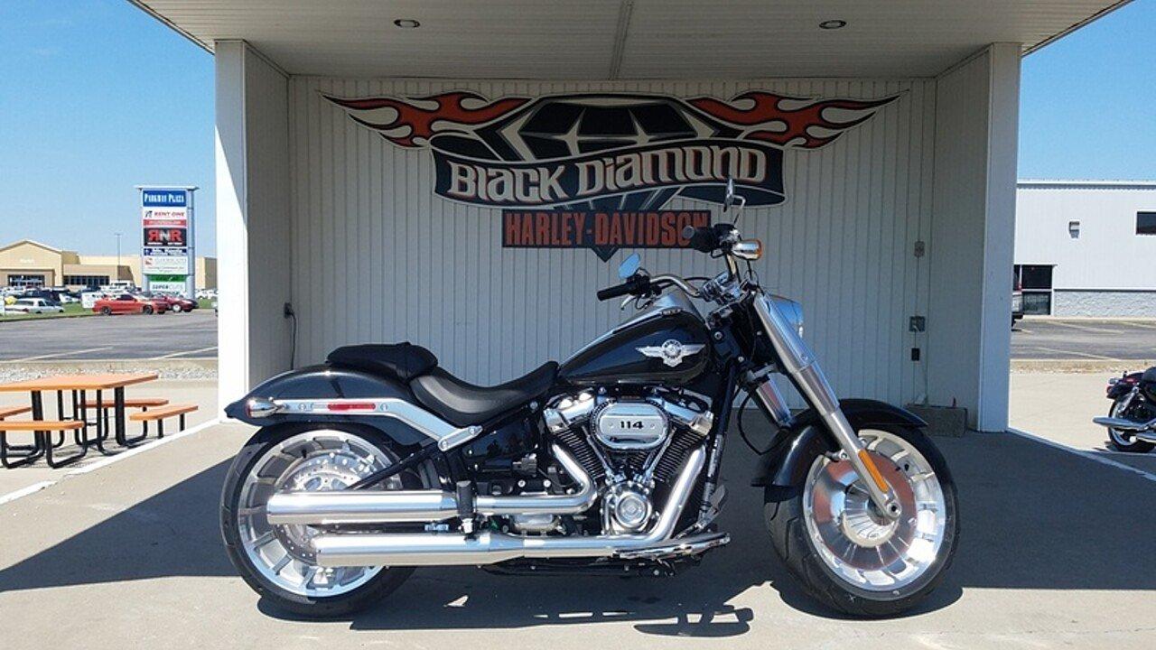 2018 Harley-Davidson Softail for sale 200488683