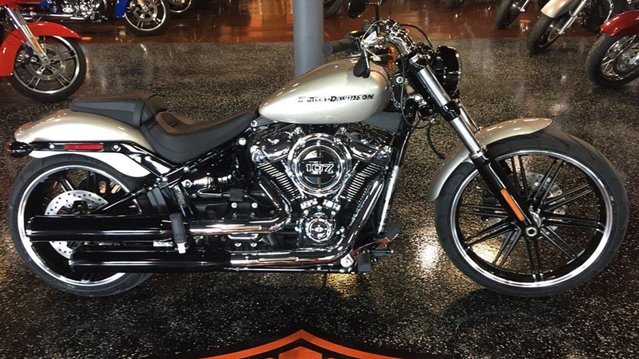 2018 Harley-Davidson Softail for sale 200488828
