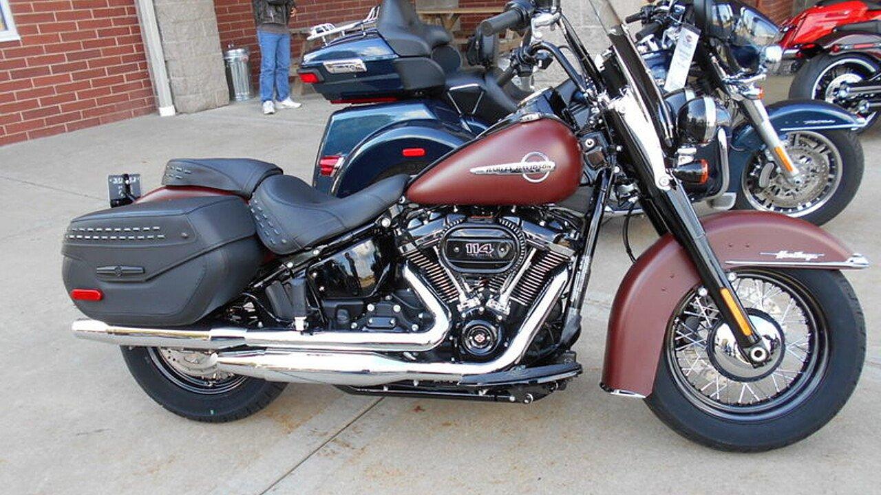 2018 Harley-Davidson Softail for sale 200489333