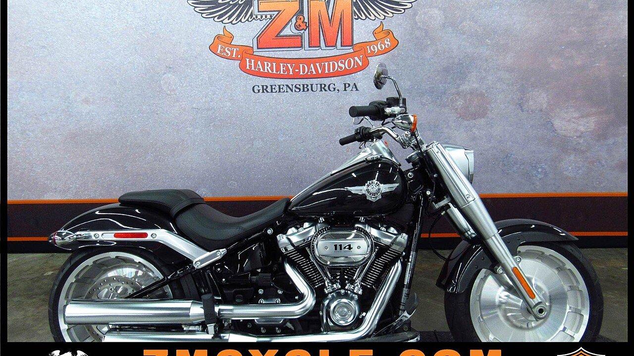 2018 Harley-Davidson Softail for sale 200493864