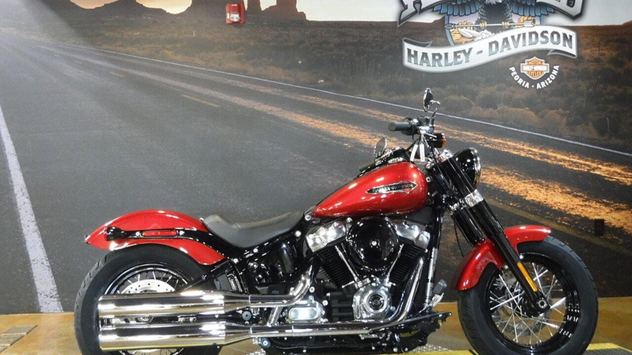 2018 Harley-Davidson Softail for sale 200495948