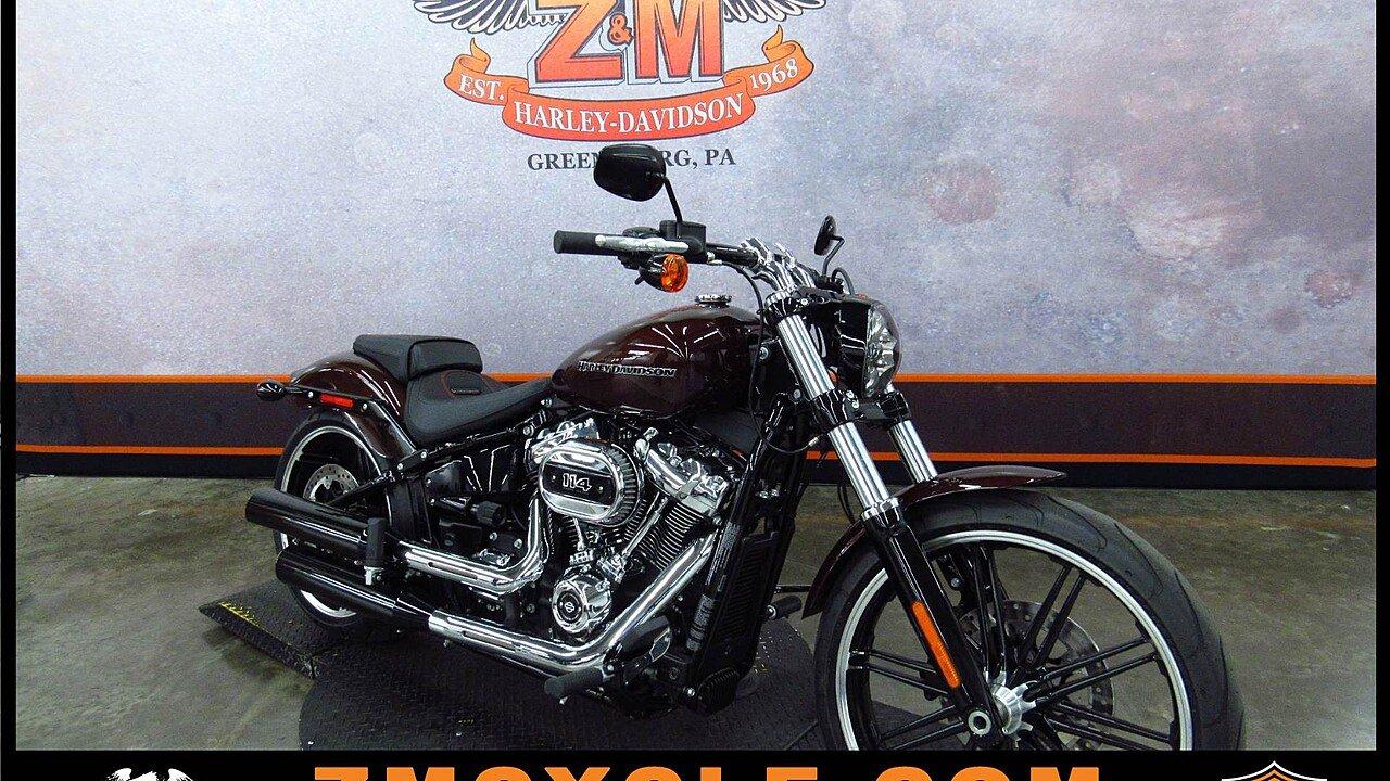 2018 Harley-Davidson Softail for sale 200497429