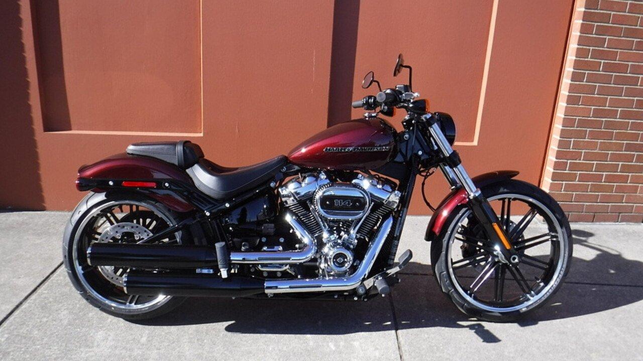 2018 Harley-Davidson Softail for sale 200499130