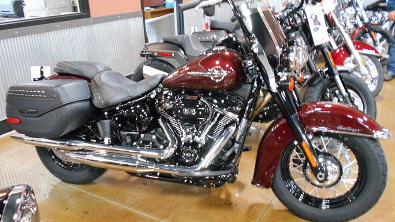 2018 Harley-Davidson Softail for sale 200499418