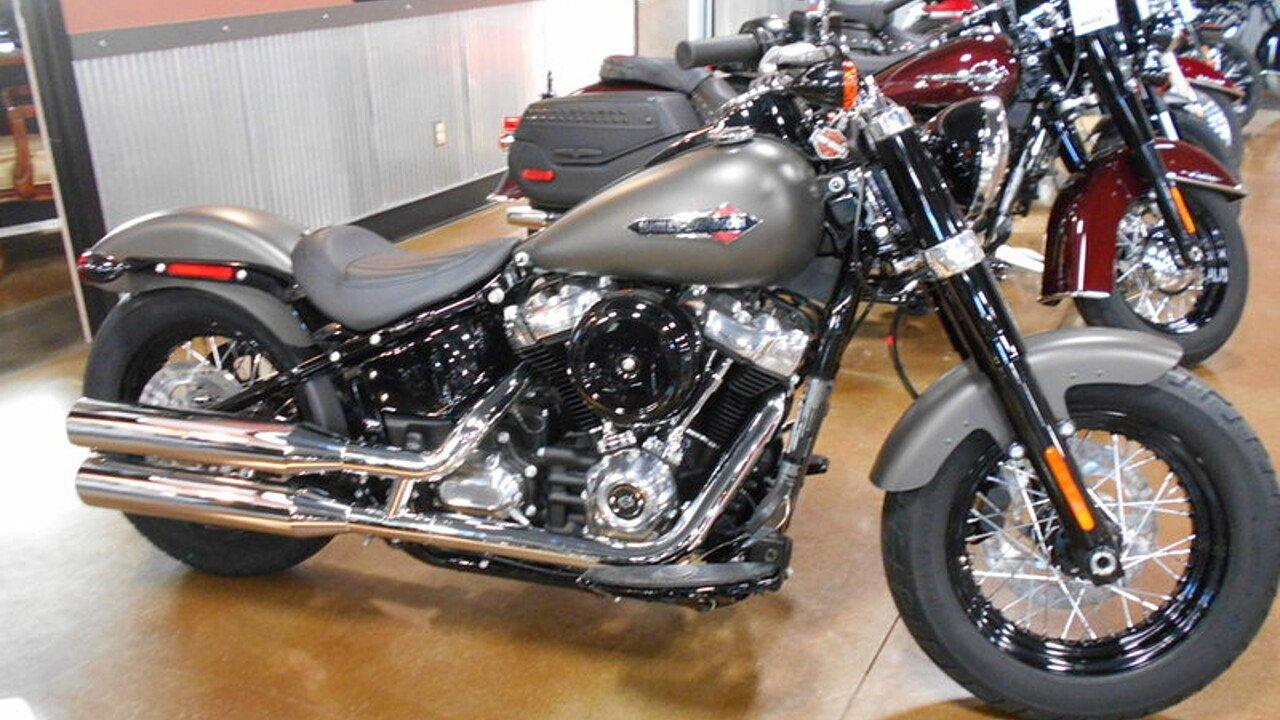 2018 Harley-Davidson Softail for sale 200499420