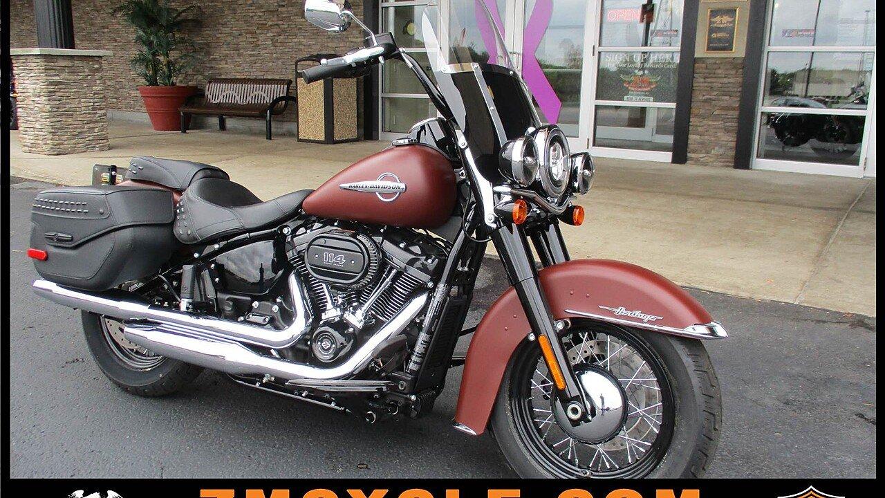 2018 Harley-Davidson Softail for sale 200500073