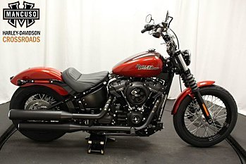 2018 Harley-Davidson Softail for sale 200500232