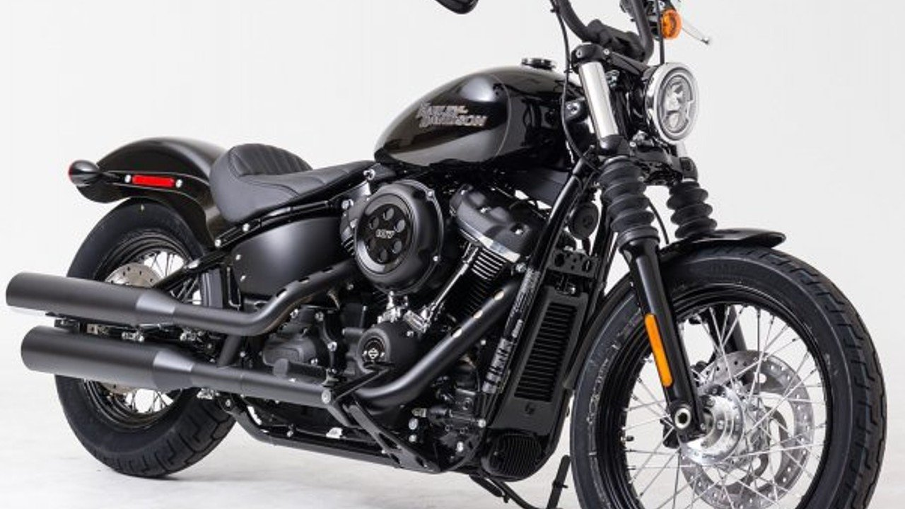 2018 Harley-Davidson Softail for sale 200502362