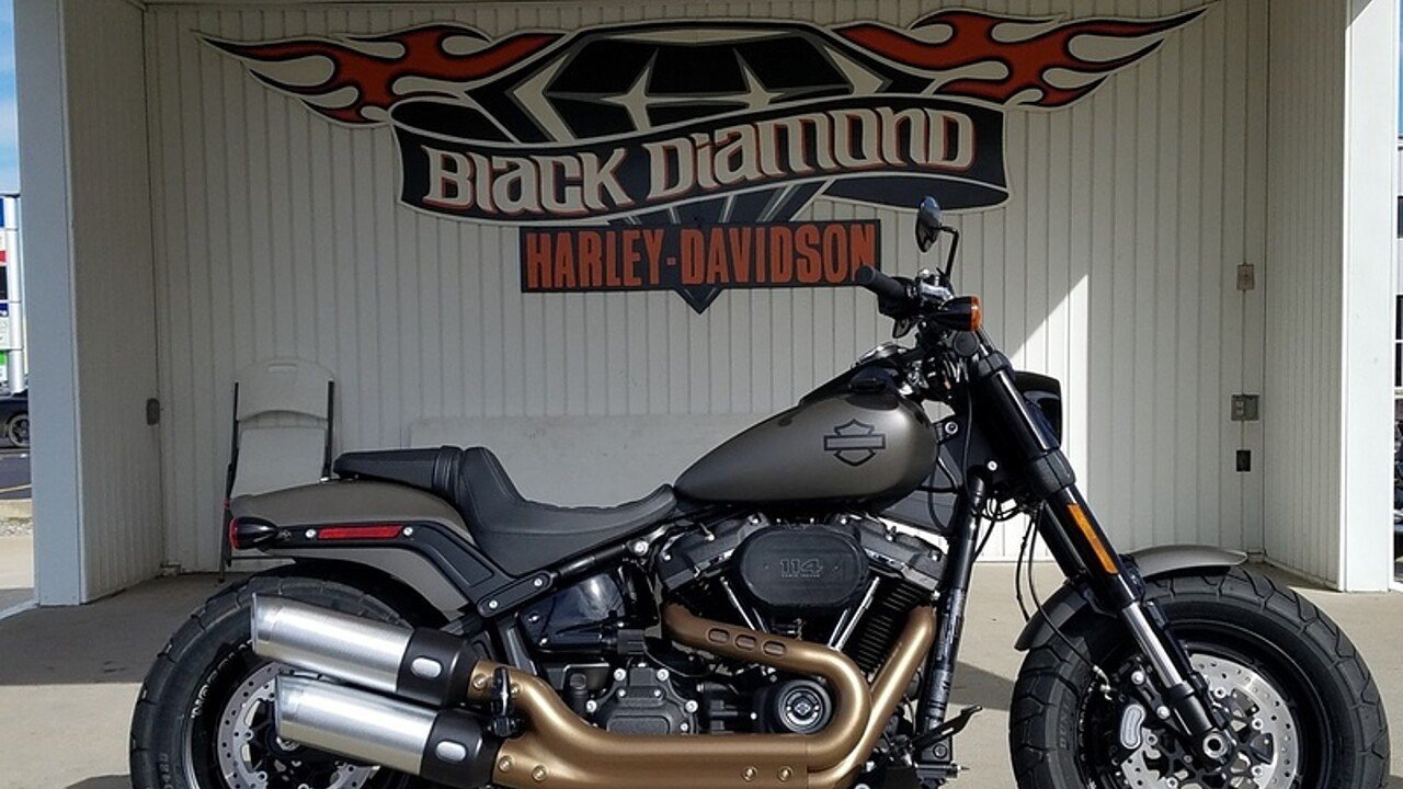 2018 Harley-Davidson Softail for sale 200502955