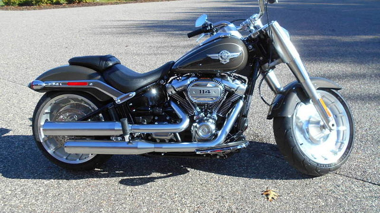 2018 Harley-Davidson Softail for sale 200503013