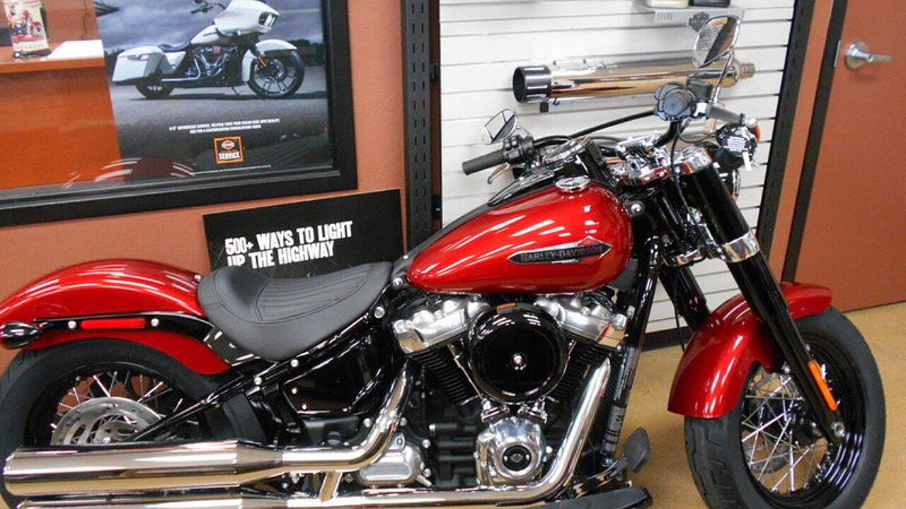 2018 Harley-Davidson Softail for sale 200503014