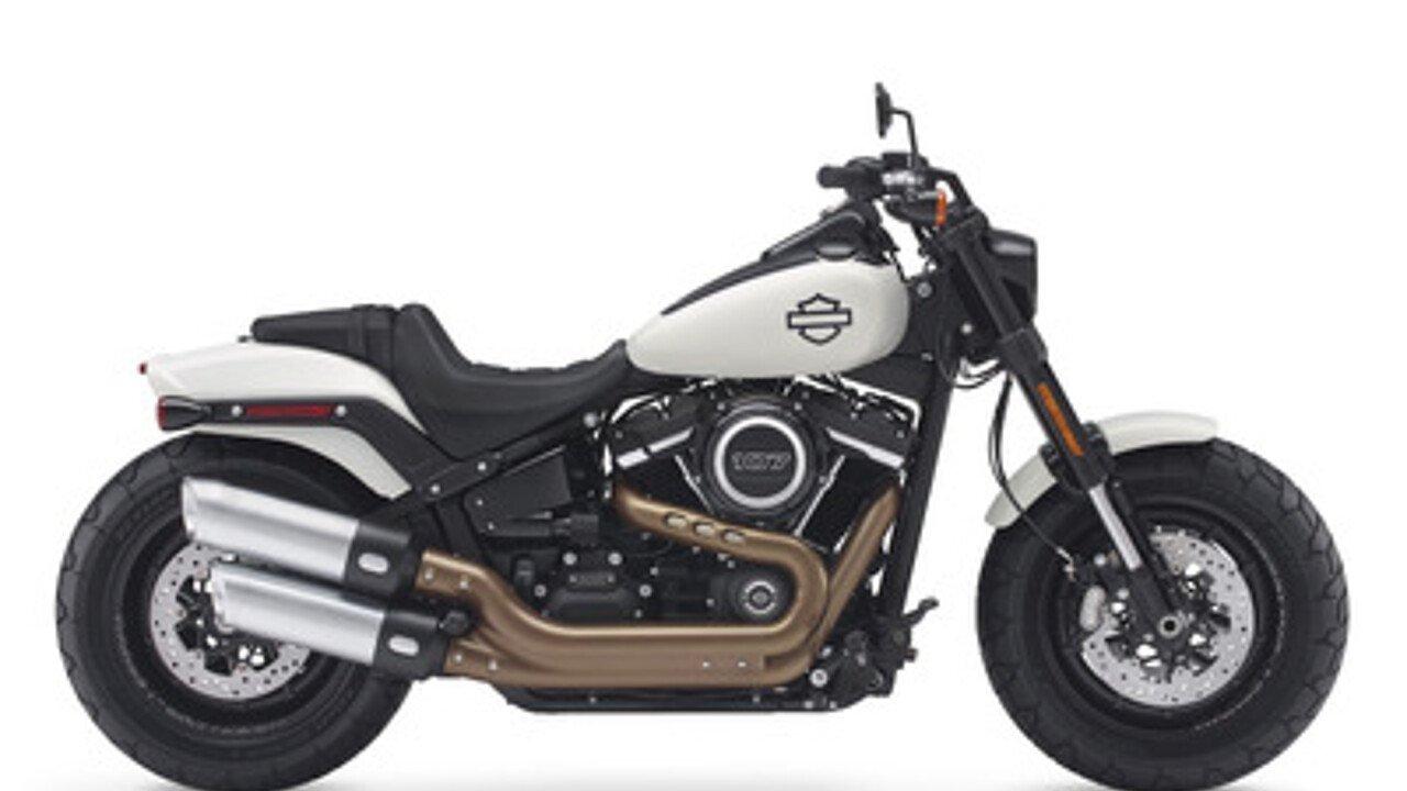 2018 Harley-Davidson Softail Fat Bob for sale 200503038