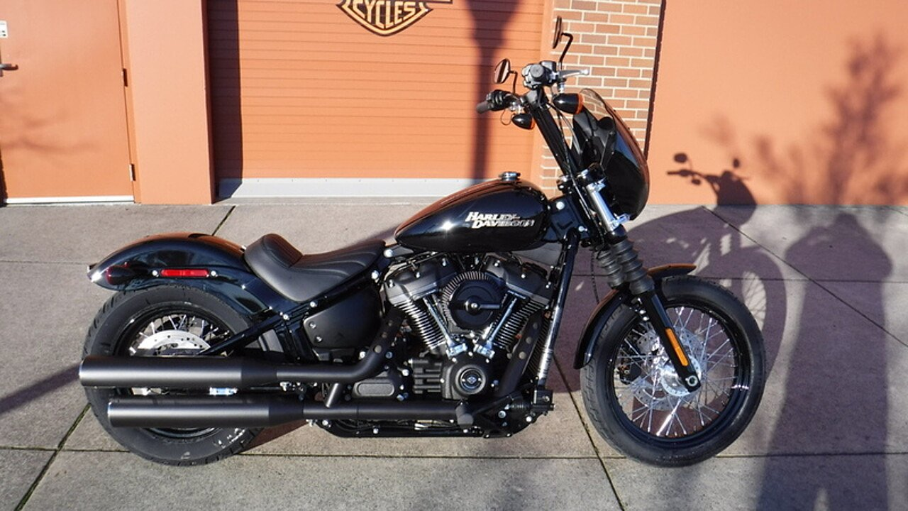 2018 Harley-Davidson Softail for sale near Marysville ...