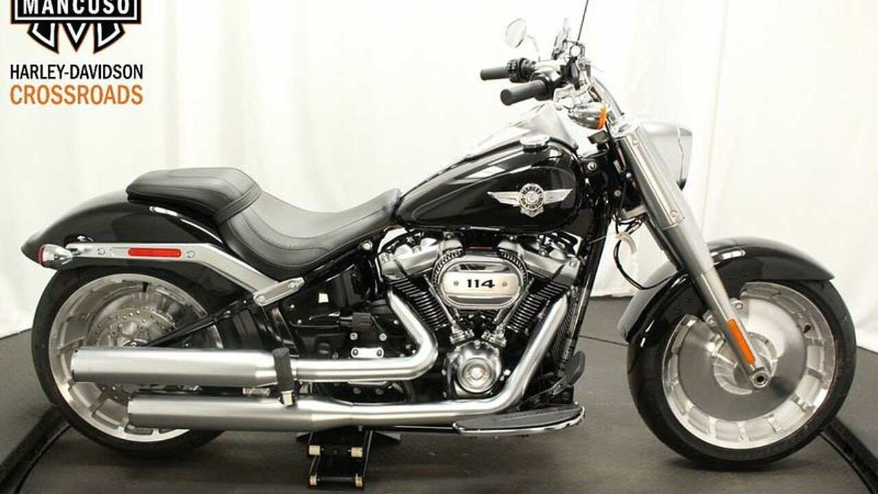 2018 Harley-Davidson Softail for sale 200503277