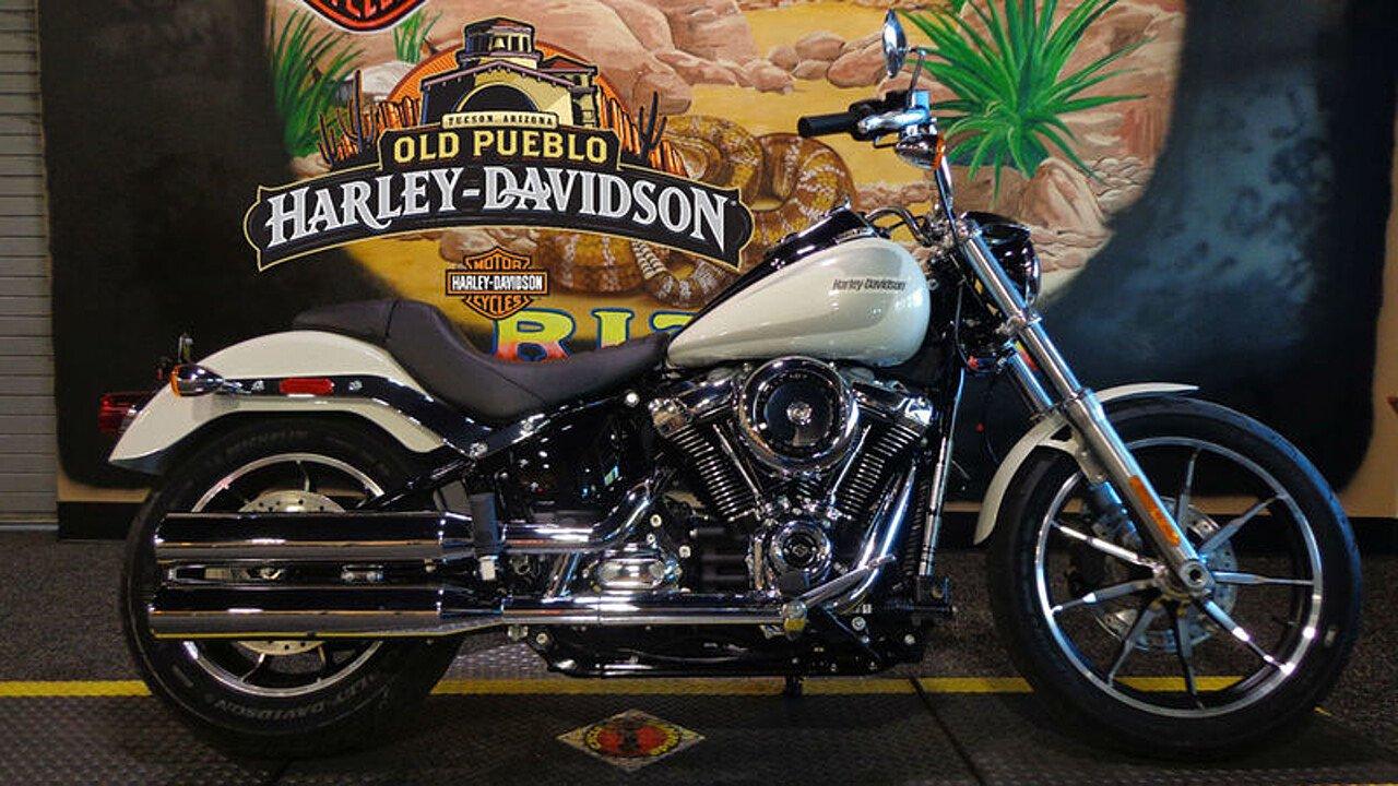 2018 Harley-Davidson Softail Low Rider for sale 200503593
