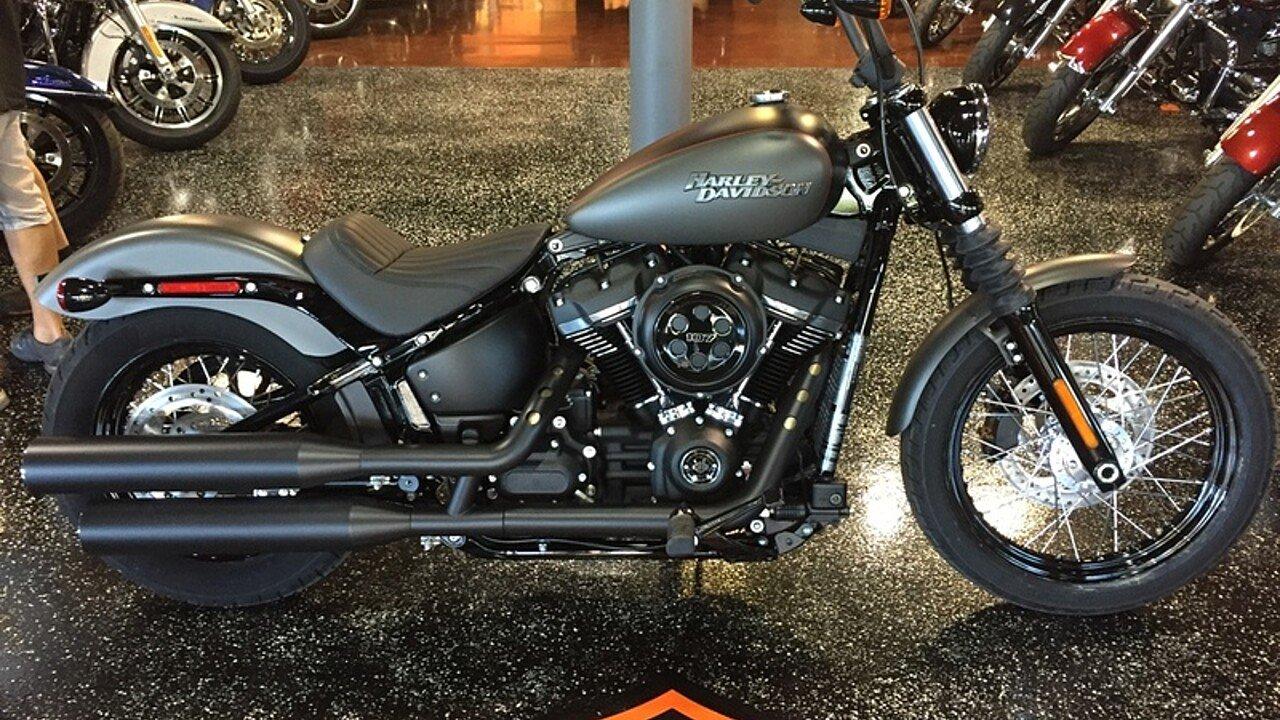 2018 Harley-Davidson Softail for sale 200504162