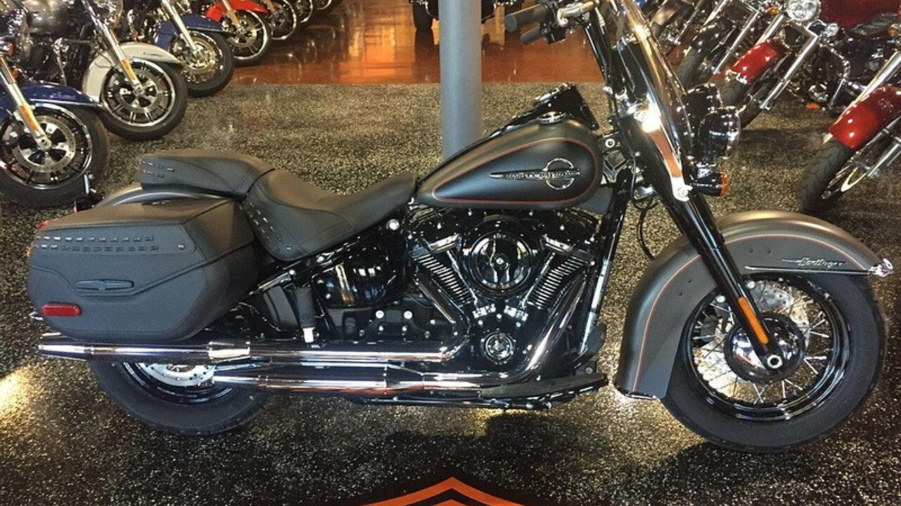 2018 Harley-Davidson Softail for sale 200504167