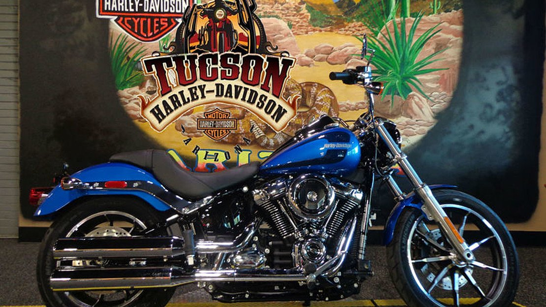 2018 Harley-Davidson Softail Low Rider for sale 200506864