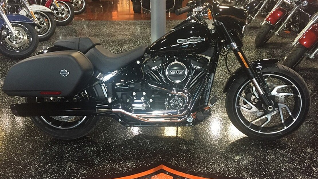 2018 Harley-Davidson Softail for sale 200508982