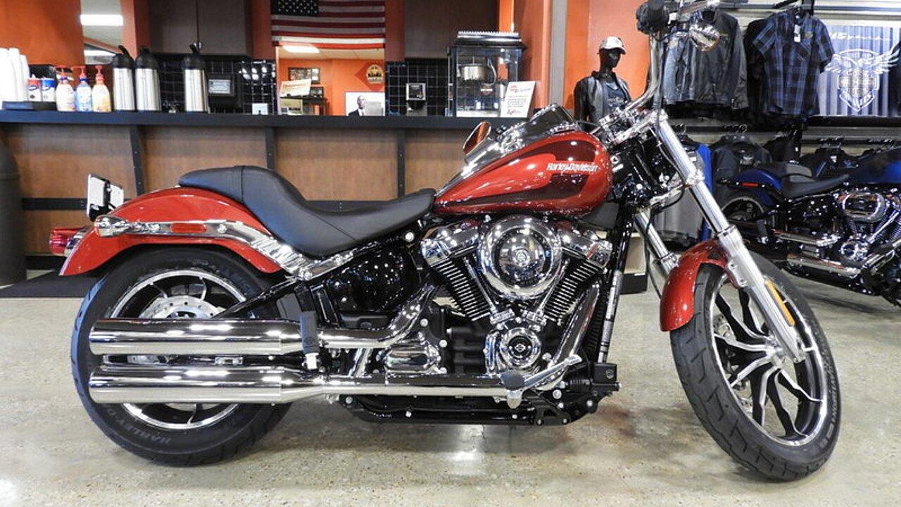 2018 Harley-Davidson Softail for sale 200515078