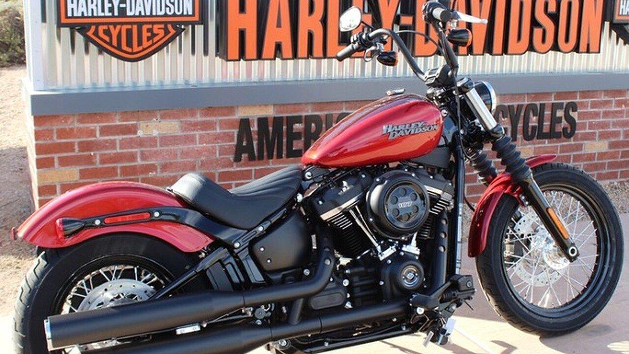 2018 Harley-Davidson Softail for sale 200516229