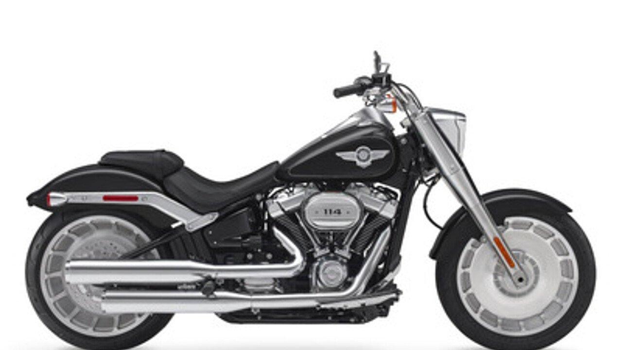 2018 Harley-Davidson Softail for sale 200516805