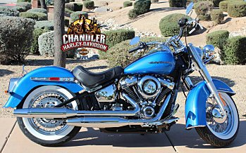 2018 Harley-Davidson Softail Deluxe for sale 200519571