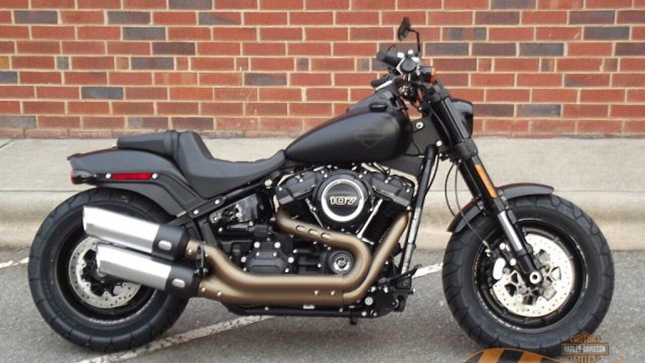 2018 Harley-Davidson Softail Fat Bob for sale 200520127