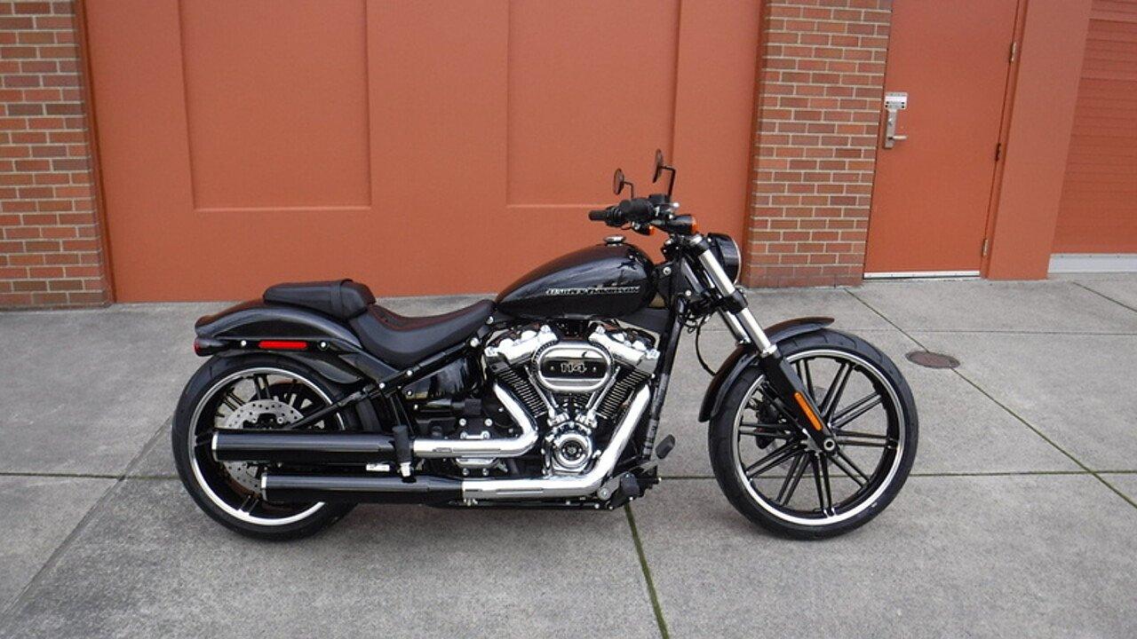 2018 Harley-Davidson Softail for sale 200521510