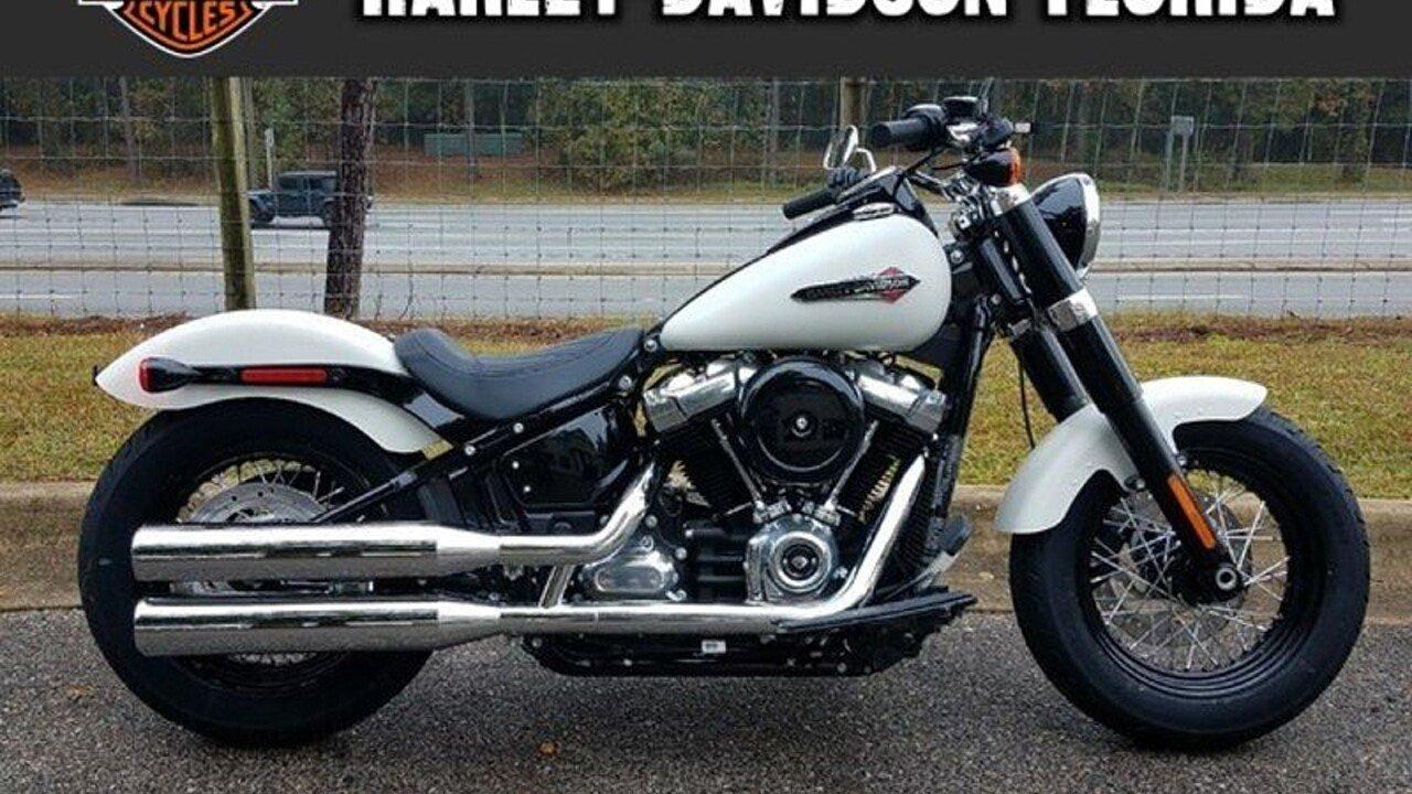 2018 Harley-Davidson Softail Slim for sale 200521582