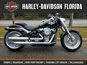 2018 Harley-Davidson Softail Fat Boy for sale 200521648