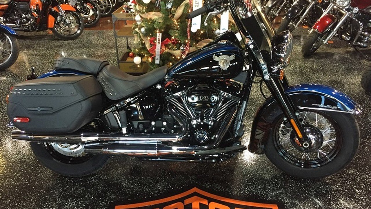 2018 Harley-Davidson Softail for sale 200522304
