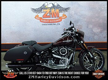 2018 Harley-Davidson Softail for sale 200522330