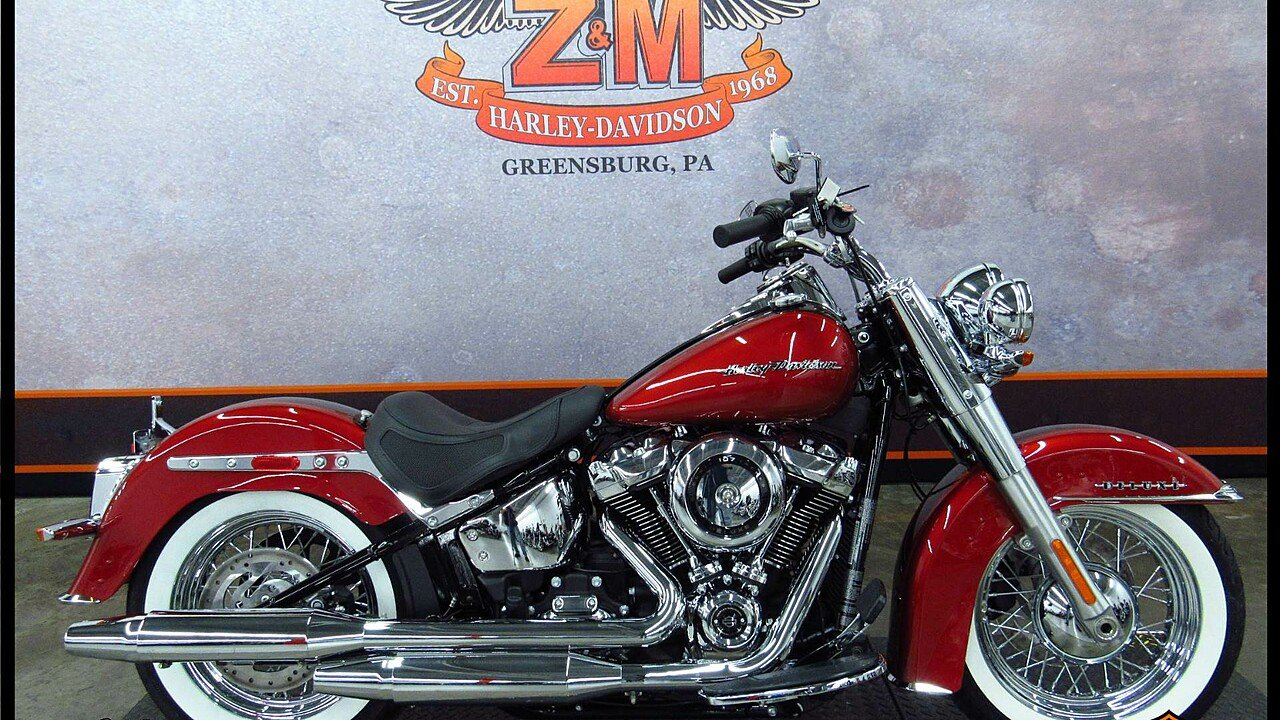 2018 Harley-Davidson Softail for sale 200522841