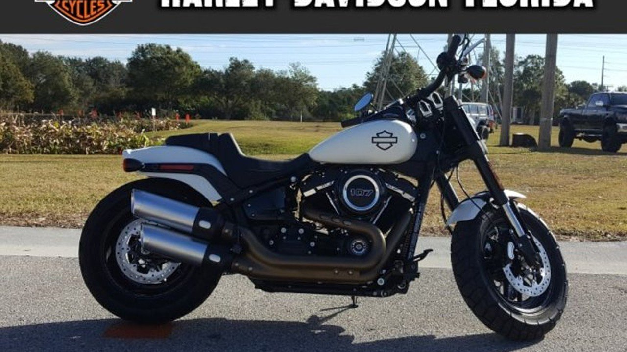 2018 Harley-Davidson Softail for sale 200523482