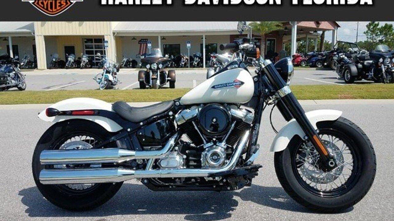 2018 Harley-Davidson Softail Slim for sale near Panama ...