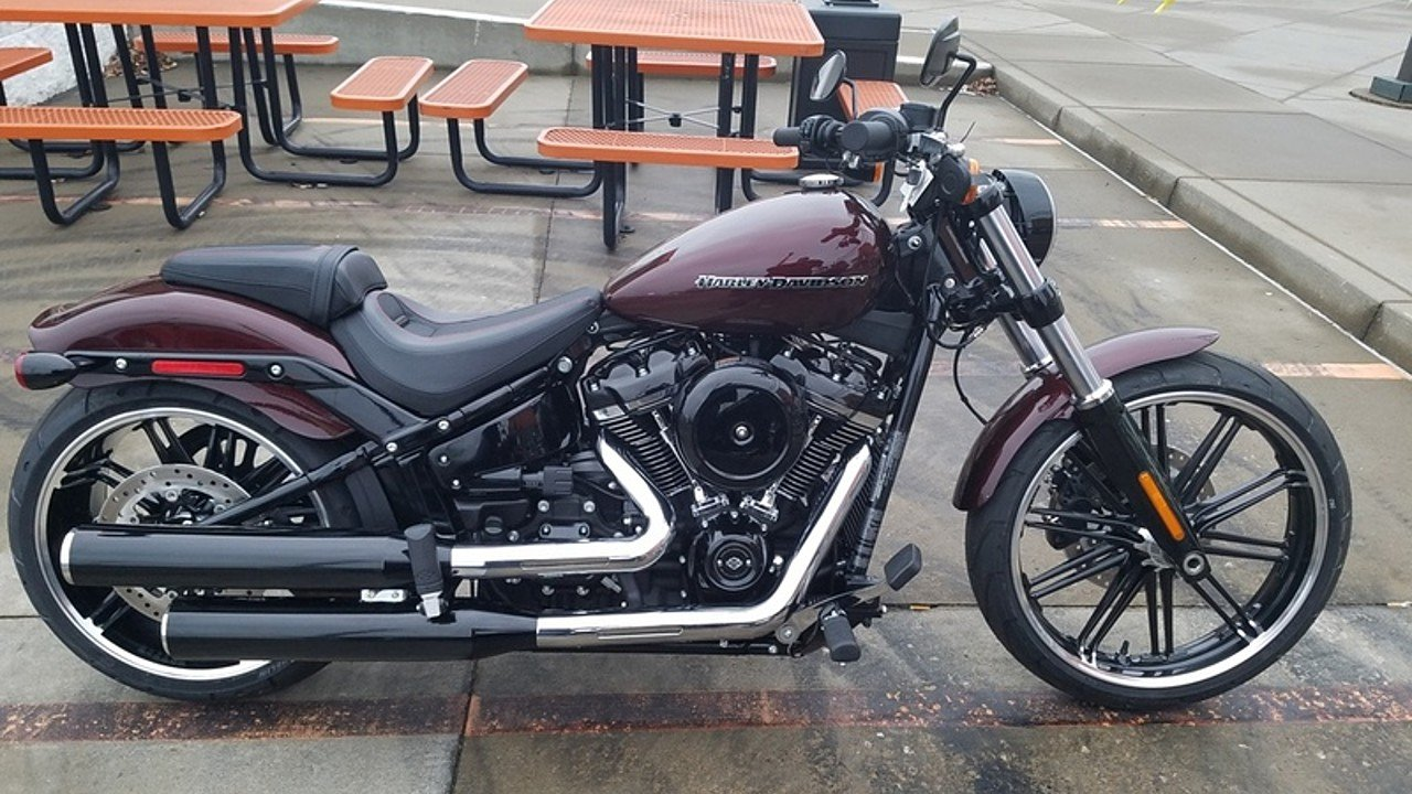 2018 Harley-Davidson Softail for sale 200524157