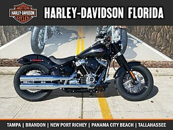 2018 Harley-Davidson Softail Slim for sale 200525243